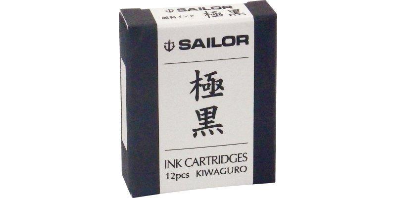 Cartucce Sailor - Nano Pigmenti