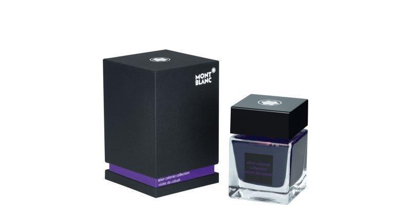 Inchiostro Montblanc Elixir - Violet