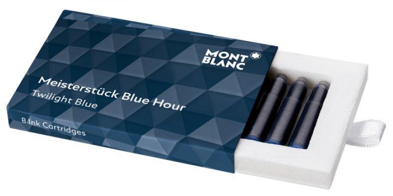 Cartucce Montblanc Blue Hour