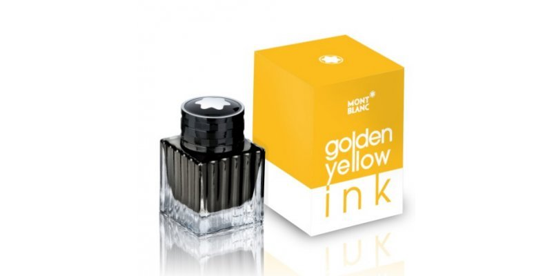 Inchiostro Montblanc Golden Yellow