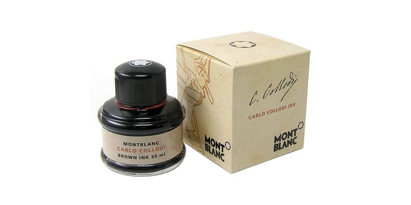 Ink Montblanc Collodi