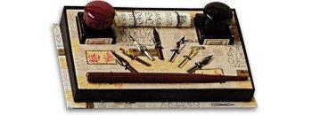 Cannuccia e set di pennini