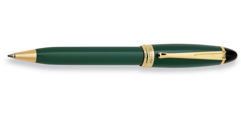 Penna a sfera Aurora - Verde