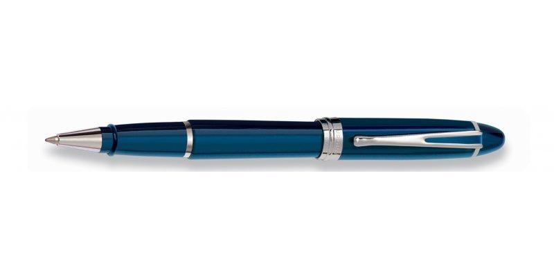 Aurora Ipsilon deluxe (B72-CB) Blue rollerball