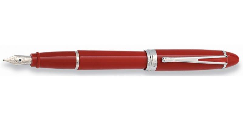 Aurora Ipsilon Deluxe B12-C - Red Stilografica