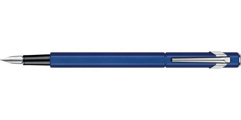Caran d'Ache 849 - Stilografica - Blue