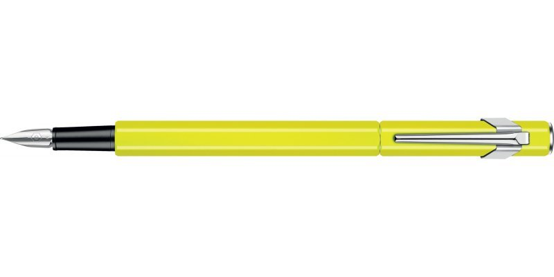 Caran d'Ache 849 - Stilografica - Yellow