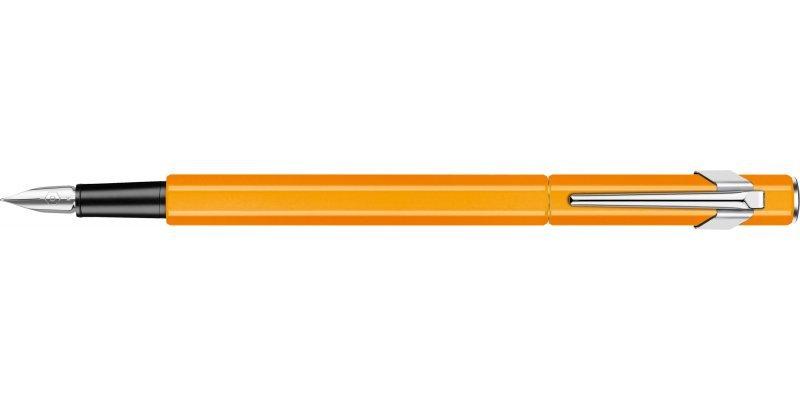 Caran d'Ache 849 - Stilografica - Orange