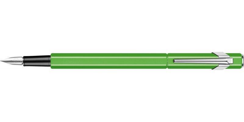 Caran d'Ache 849 - Stilografica - Green