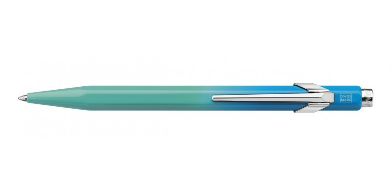 Caran d'Ache 849 - Tropical - BlueTurquoise