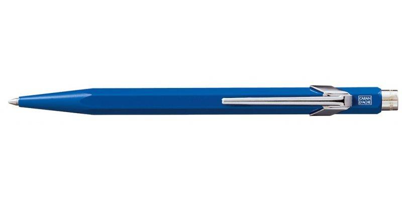 Caran d'Ache Goliath Blue - Penna a sfera