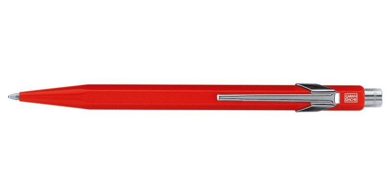 Caran d'Ache Goliath Red - Matita 0.7