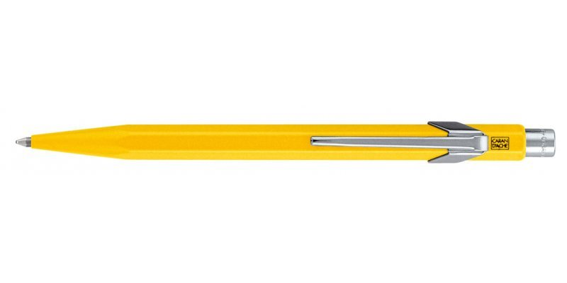 Caran d'Ache Goliath Yellow - Matita 0.7