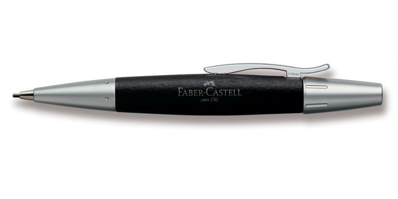 Faber-Castell E-MOTION wood Black - Sfera