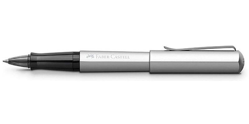Faber-Castell Hexo Roller Argento