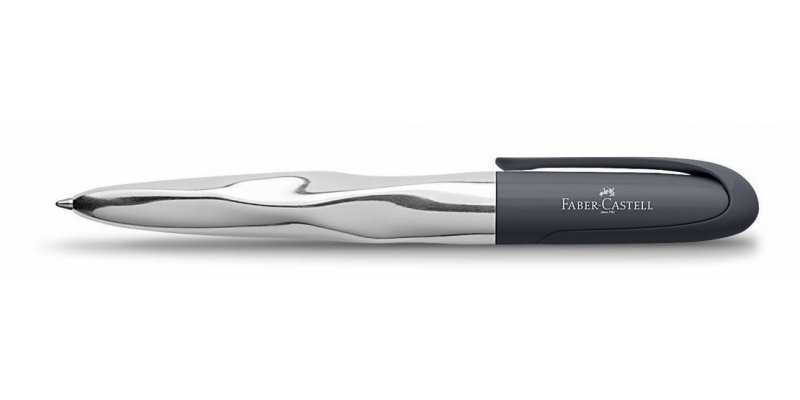 Faber Castell N'ICE Pen - Antracite