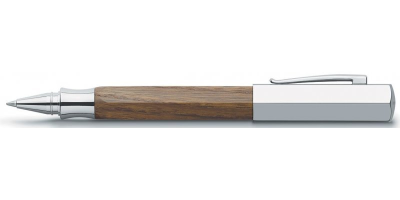 Faber-Castell Ondoro Smoked Oak Wood