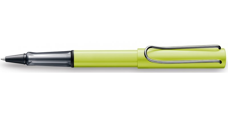 Lamy Safari AL-Star Charged Green - Roller
