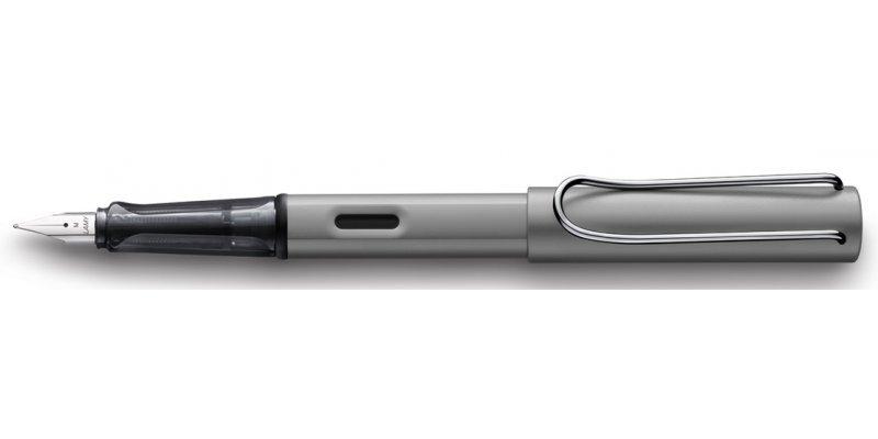 LAMY Safari AL-star Titanium  - penna Stilografica
