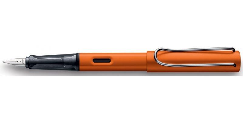Lamy Safari AL-Star Copper Orange 2015 - Stilografica