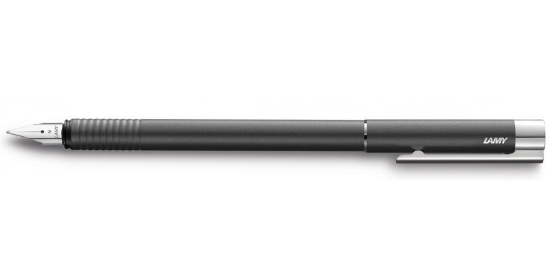 Lamy Logo - Cliff Grey