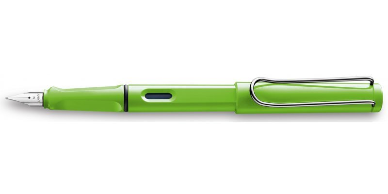 Lamy Safari Green 2016 - Stilografica