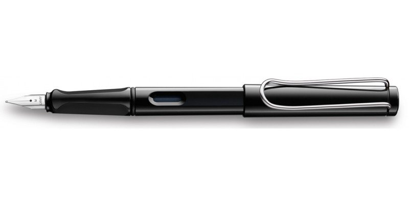 LAMY Safari Shiny Black - penna Stilografica