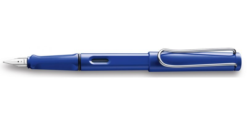 LAMY Safari Blue  - penna Stilografica