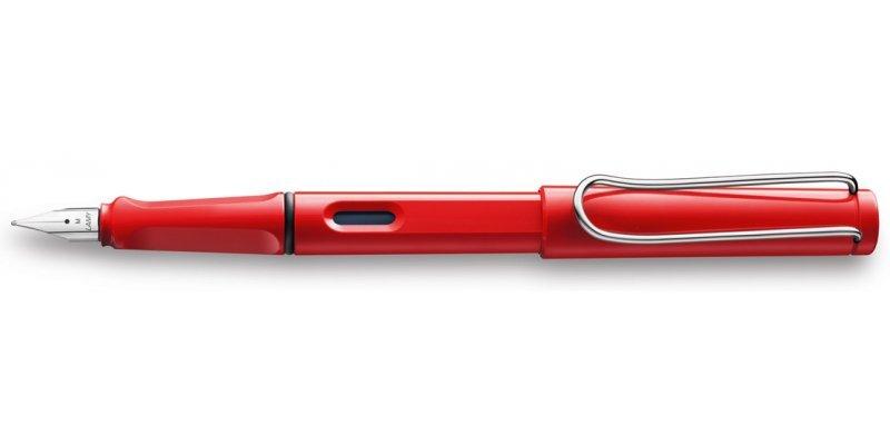 LAMY Safari Red  - penna Stilografica