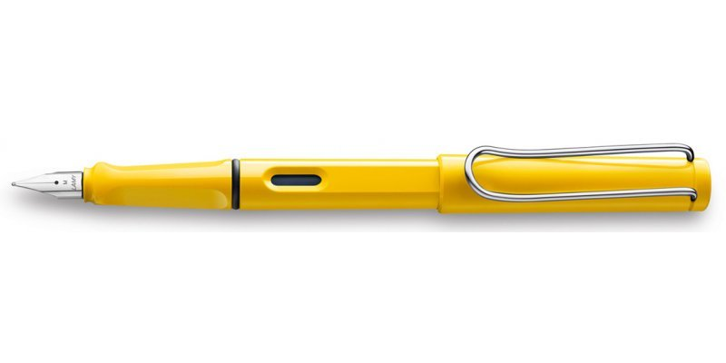 LAMY Safari Yellow - penna Stilografica
