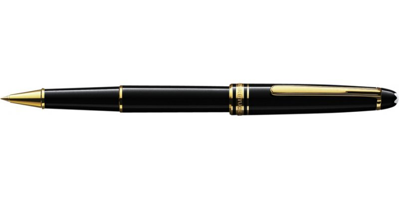 Montblanc Meisterstuck Classique Gold - Roller