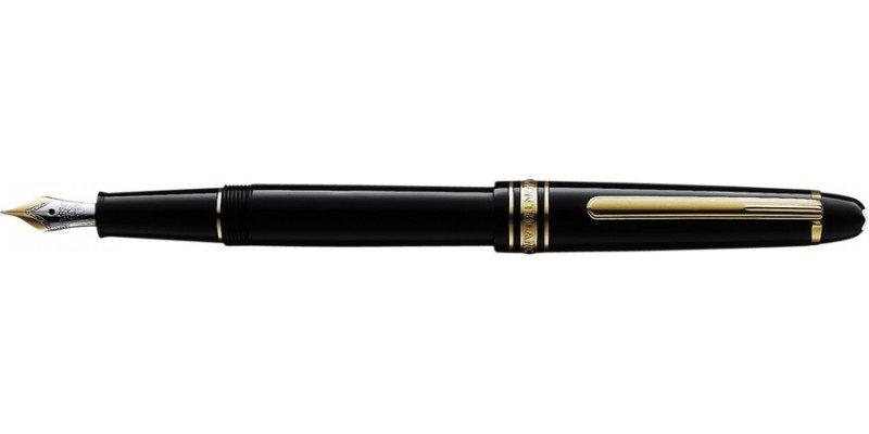 Montblanc Meisterstuck Classique Gold -  Penna stilografica
