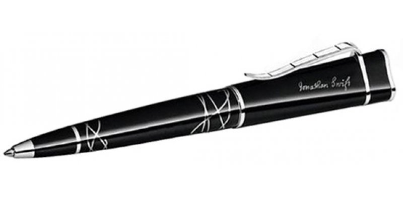 Mont Blanc Writers Edition Jonathan Swift - Penna a sfera