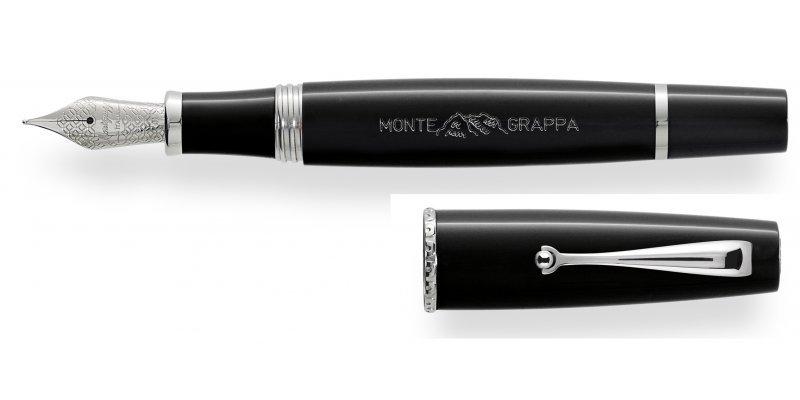 Montegrappa - Stilografica - Black