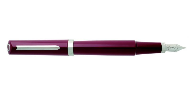 Omas 360 Red Ct - Penna Stilografica