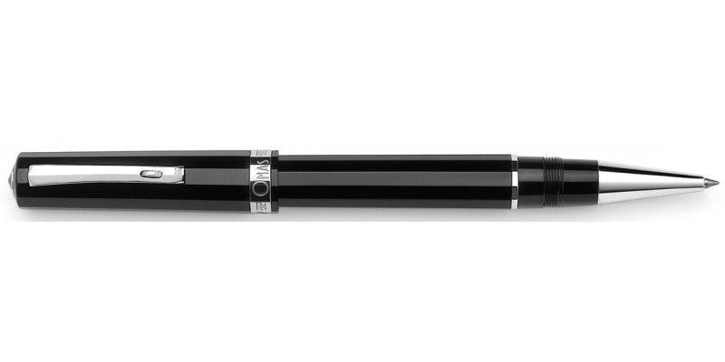 Omas Arte Italiana Milord  Black Ct - Roller