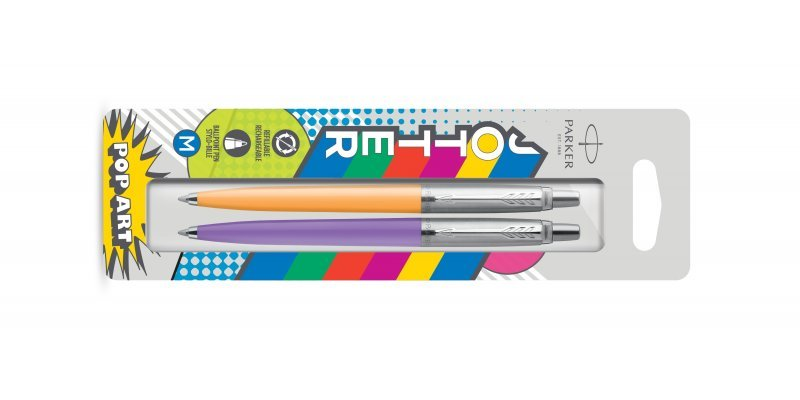 Parker Jotter 2021 Pop Art - Coppia