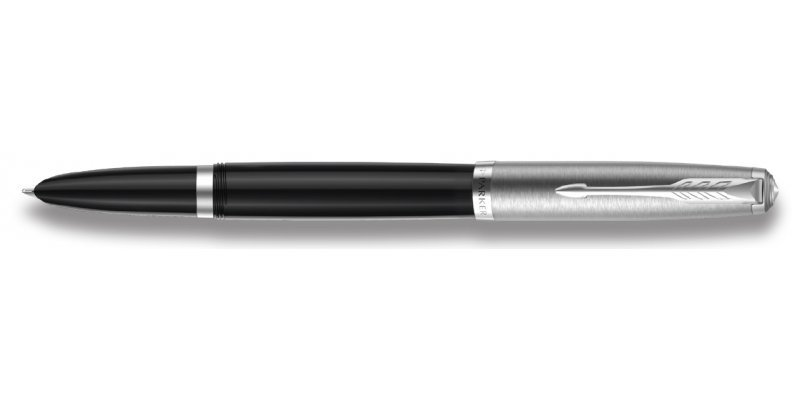 Parker 51 Stilografica Black CT