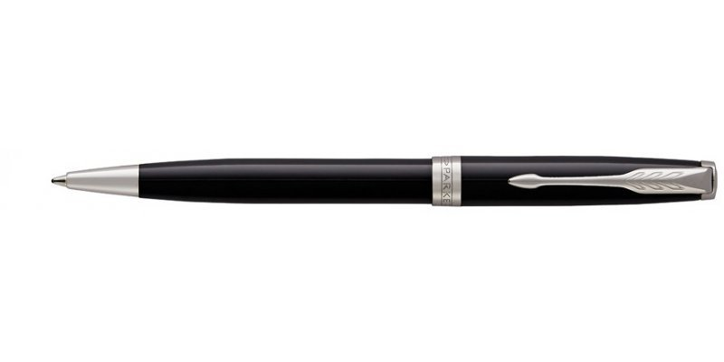 Parker Sonnet Laque Black CT - Sfera