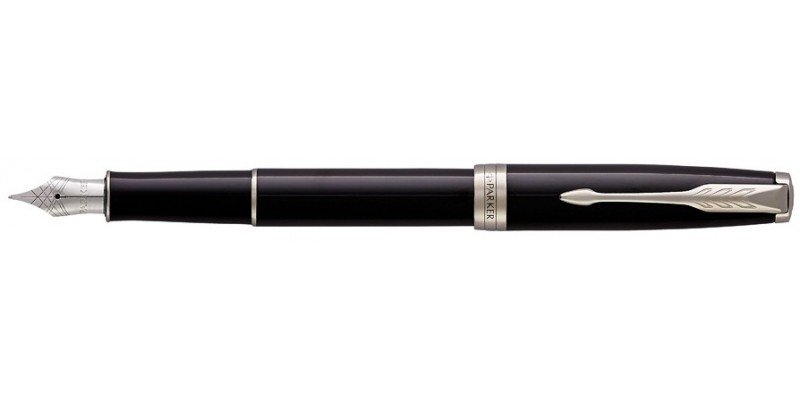 Parker Sonnet Laque Black CT - Stilografica