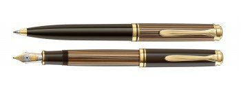 Pelikan Souveran 800 Brown Black