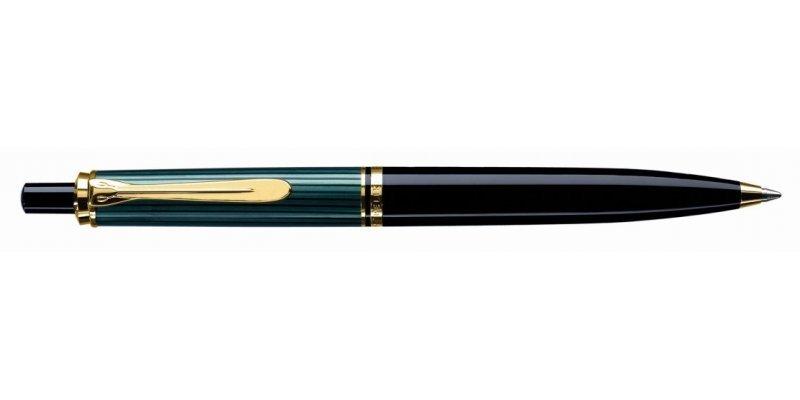 Pelikan 400 Green Black - penna Sfera