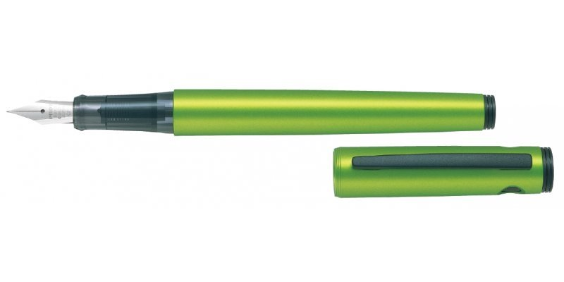 Pilot Explorer Stilografica Verde