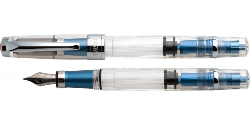 TWSBI Diamond 580 AL - Blue