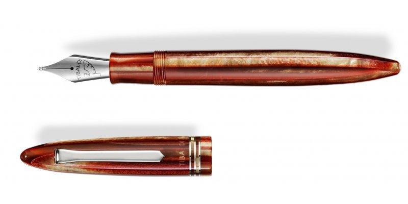 Tibaldi Bononia Stilografica Rossa