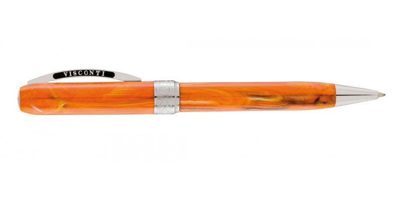 Visconti Rembrandt Orange - Penna a Sfera