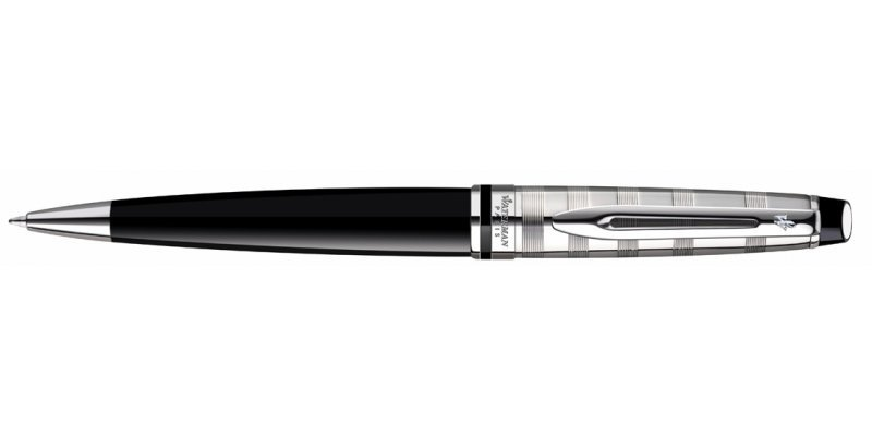 Waterman Expert Deluxe Black - Penna a sfera