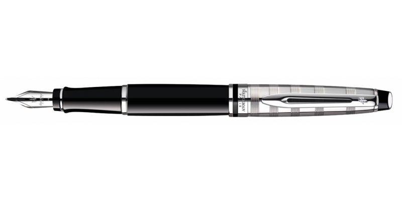 Waterman Expert Deluxe Black - Penna stilografica