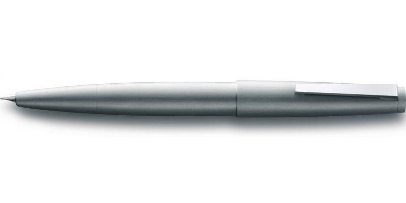 Lamy 2000 Acciaio - Penna Stilografica