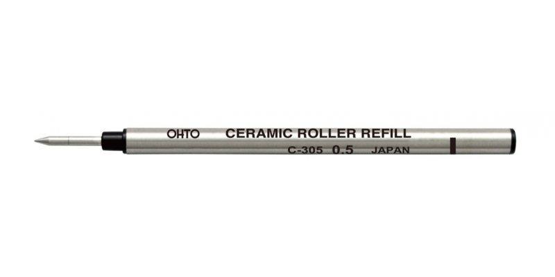 Refill Roller Ohto tipo Aurora - Nero